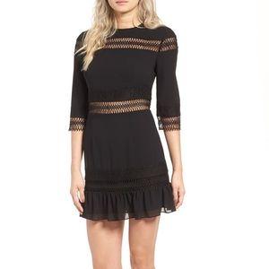 Black Tularosa dress